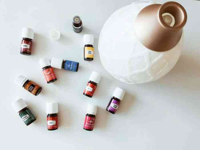 essential oils for baby