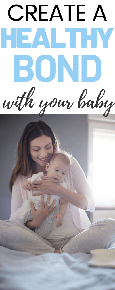A healthy bond with your baby benefits not only you but your baby as well. Here are tips and tricks as to how to strengthen your bond with your baby:
