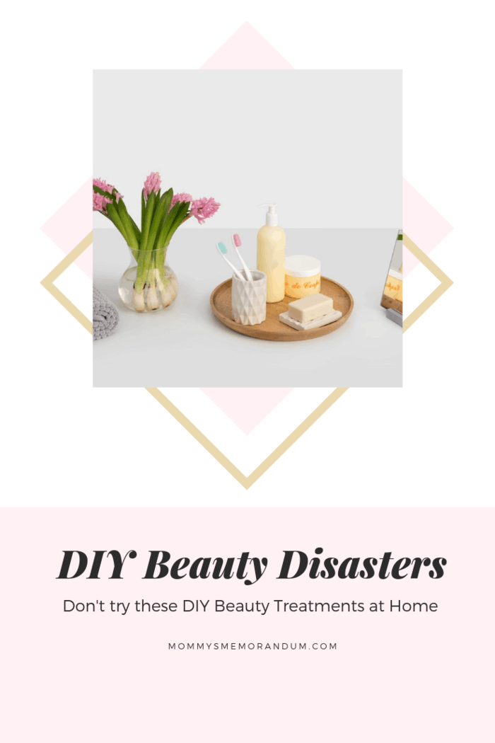 Some beauty treatments are just as great when you DIY at home as they are in a salon, we talk beauty treatments NOT to try at home.