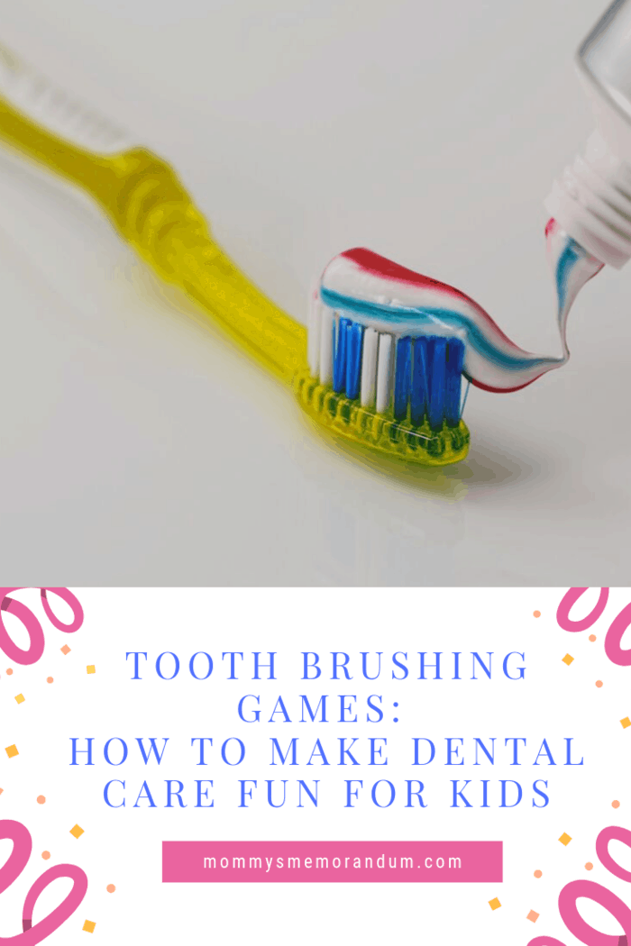 Check out this guide to learn about tooth brushing games and other techniques to make dental hygiene fun.