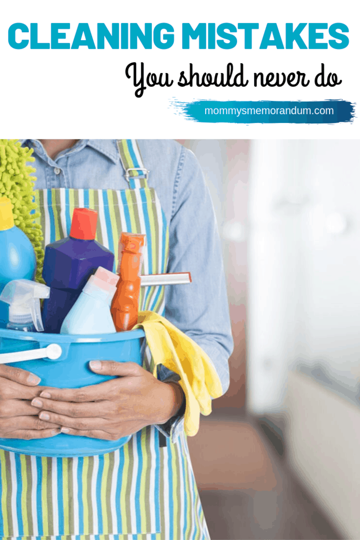 Being aware of the worst home cleaning mistakes can ensure that the effort you spend on cleaning your house will not be wasted. This information will also help you clean your house better without wasting any time.
