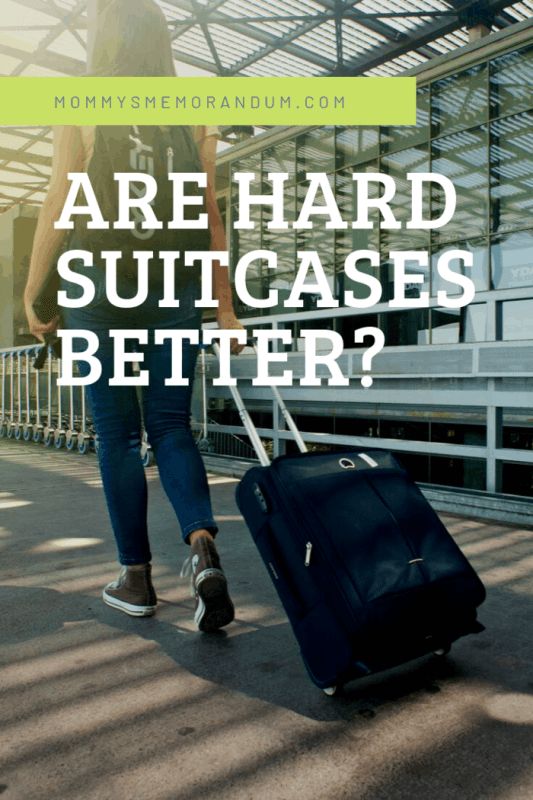 Your travel may benefit from a hard suitcase. We discuss the benefits of a hard suitcase when traveling.