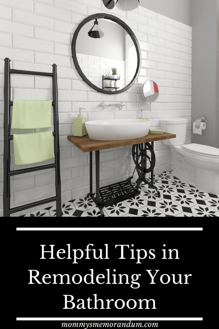 If your remodeled bathroom resembles a classic, mid-century kind of feel, then you can also find the old-looking rustic fixtures that will make it travel back in time.