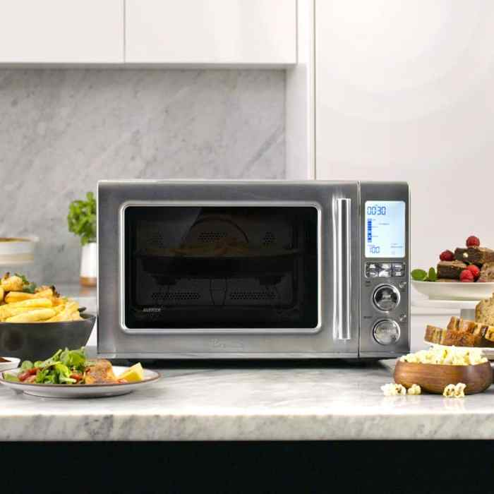 Breville Combi Wave 3-in-1