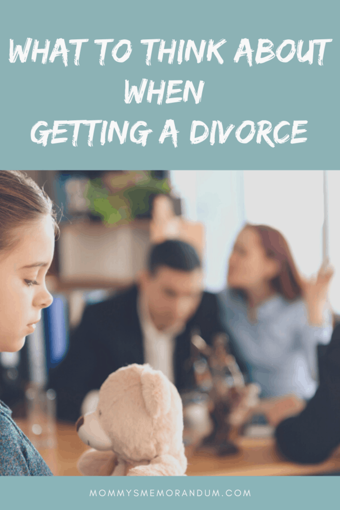 Getting a divorce is never an easy thing to go through for anyone. The process itself is going to be draining financially, emotionally, and even physically.