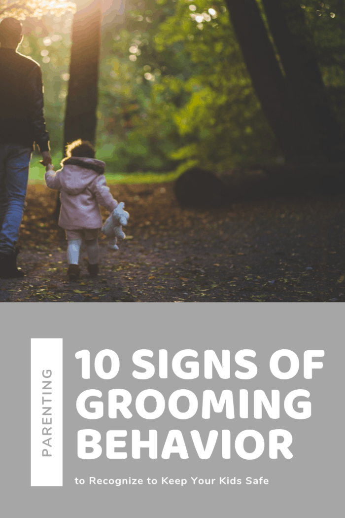 Recognizing these signs of grooming behavior during the early stages and prevent your child from going through a traumatic experience.