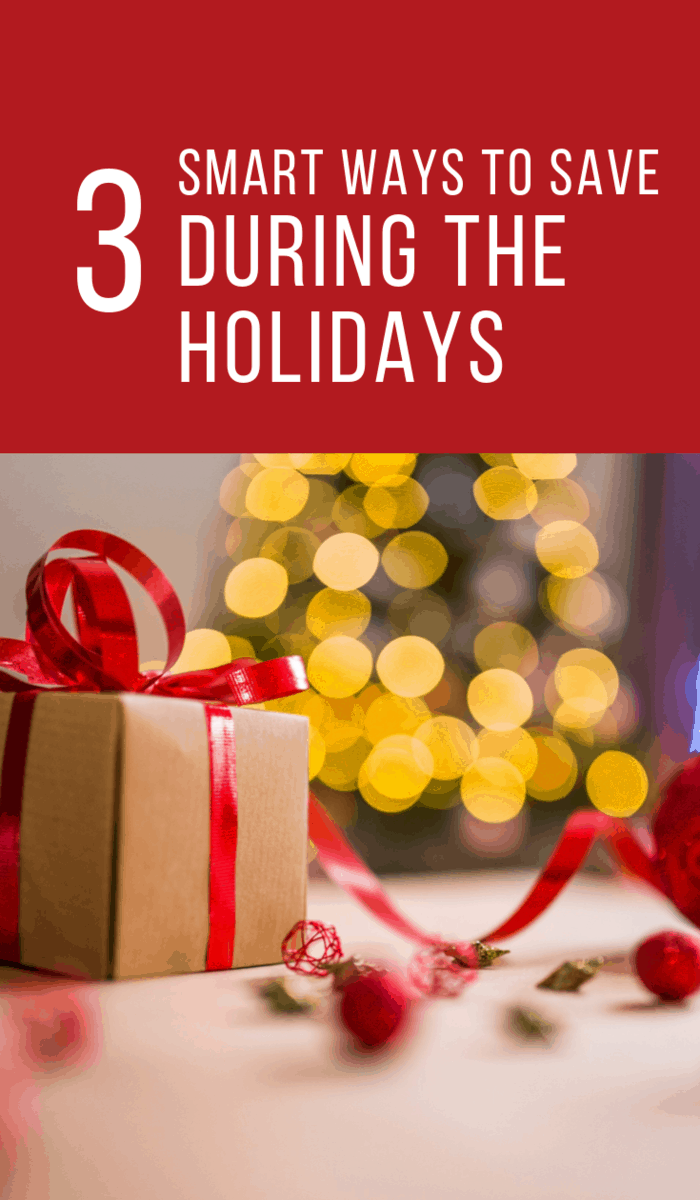 Plan now to spend sensibly during the final three months of the year. Here are 3 ways to save during the holiday season.