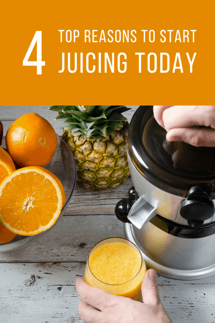 Juices are known to be excellent at disguising foul flavors of otherwise extremely nutritious foods.