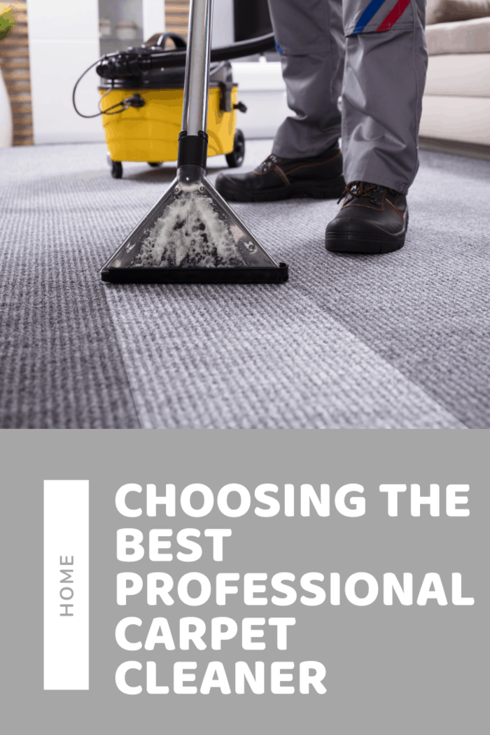 In order to know the experience of a particular professional carpet cleaning organization, you need to scout their sites for social media and also search their names on Google as well.