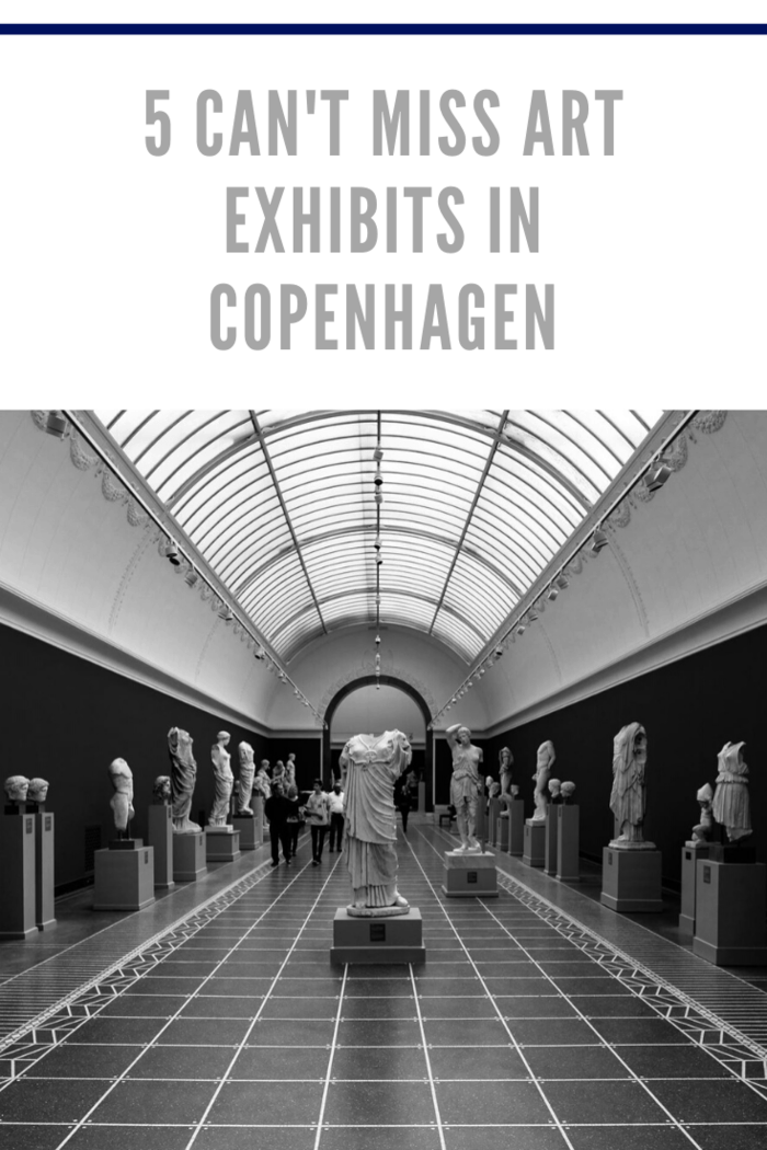 Visiting Denmark in the future? Don't forget to check out the art scene. Click here to learn about 5 can't miss art exhibits in Copenhagen!