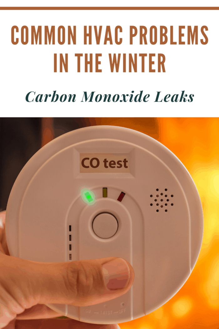 Carbon Monoxide leaks pose many dangers to your family.