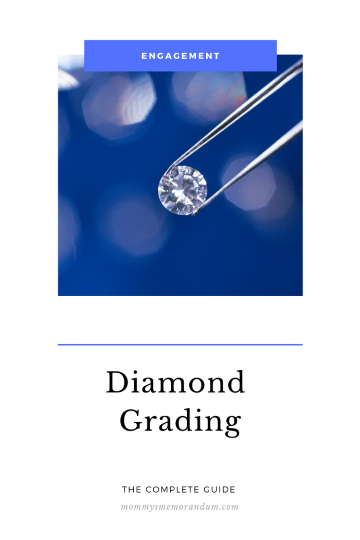 Understanding what is considered for grading a diamond is Step 1 in selecting an engagement ring worth the hype. Read on as we break down the 4 C's of diamond grading: cut, color, clarity, and carat.