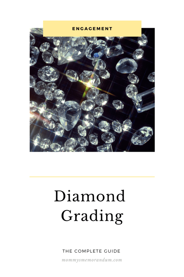 This scale is designed specifically for white diamonds. If you're considering a colored diamond then you will look at a different diamond scale that considers more radiant colors as a positive quality.