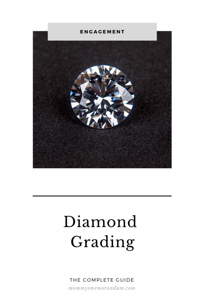 Diamond grading can clue you into the true value of the ring you're about to purchase.