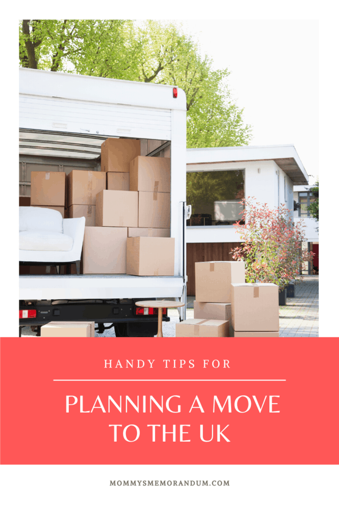moving boxes in moving truck