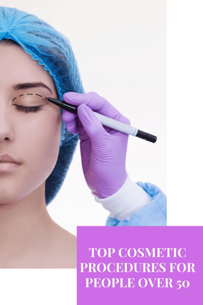 In some instances, sagging skin can even start to affect your vision, which is why eyelid surgery is something to consider after 50.