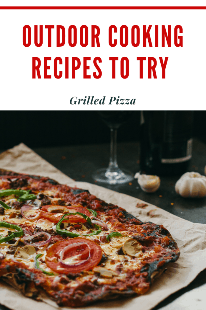 There's nothing easier or more customizable than homemade pizza. This is always a crowd-pleaser, especially if youroutdoor kitchenis equipped with a wood-fired pizza oven.