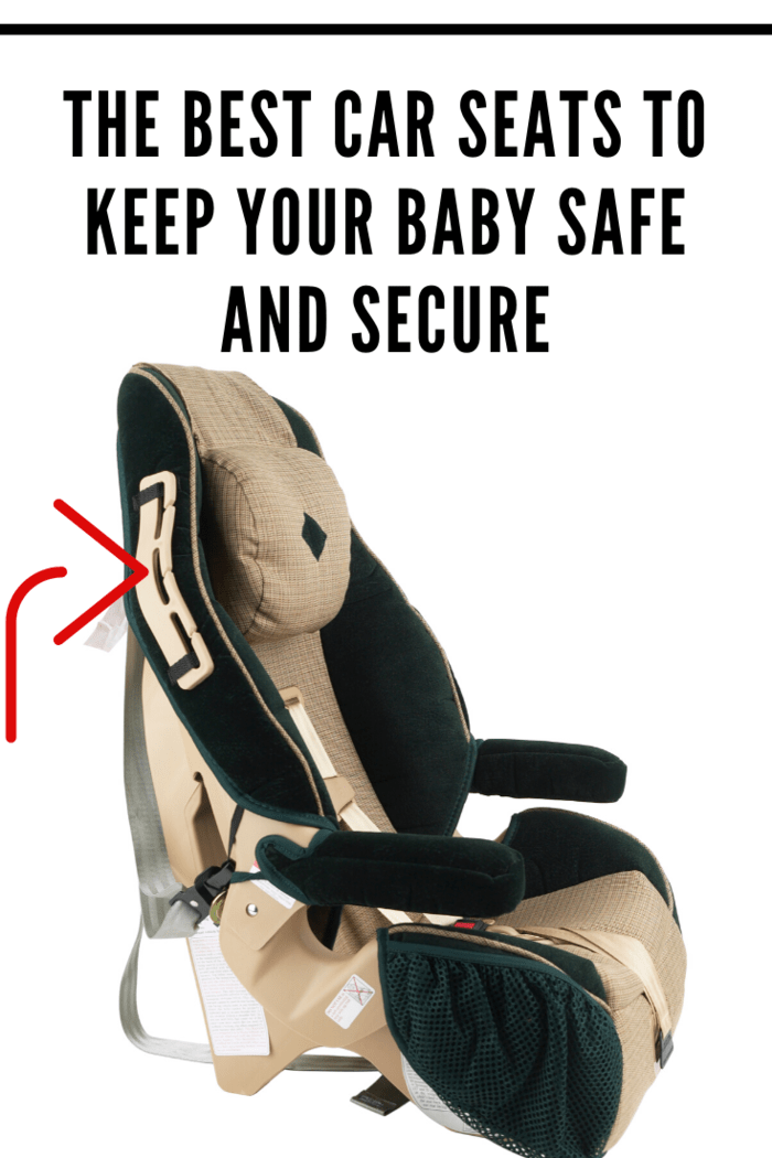 One of the ways you can tell if the car seat is quality and meets the set standards is if the seat has a label that clearly indicates that it meets or exceeds the Federal Motor Vehicles Standards 213.