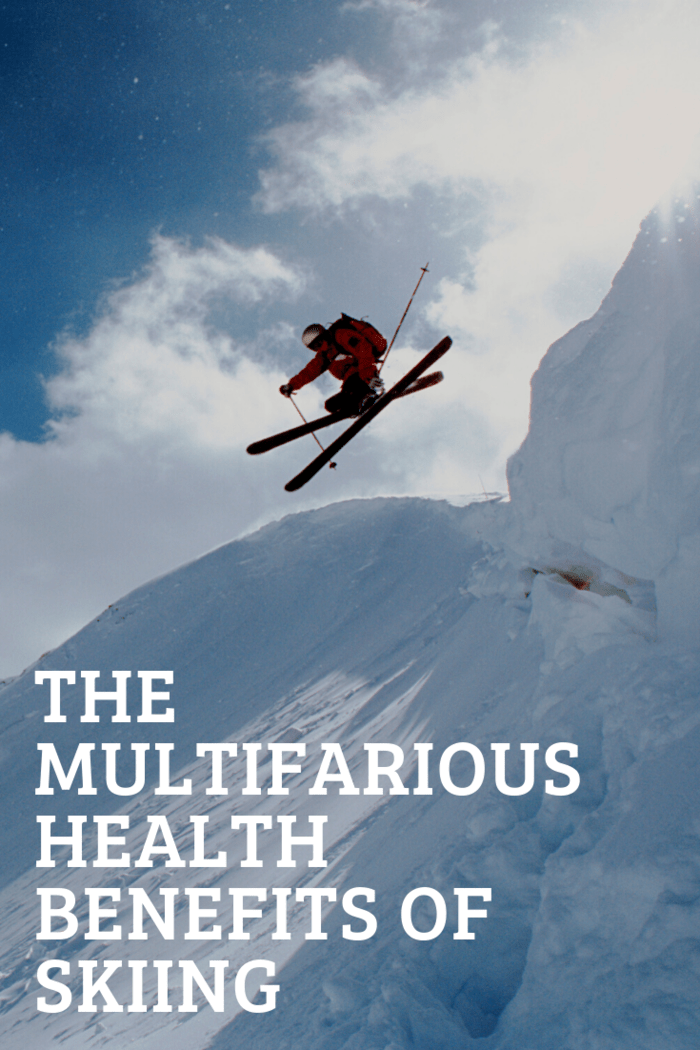 Skiing is that form of exercise that keeps the blood flowing through your veins optimally.