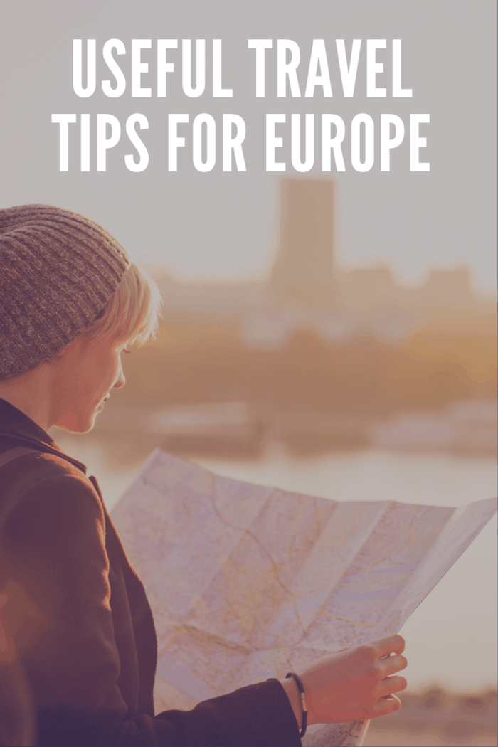 Alas, everything in the world as places that are less welcoming to tourists. These useful travel tips for Europe will keep you safe