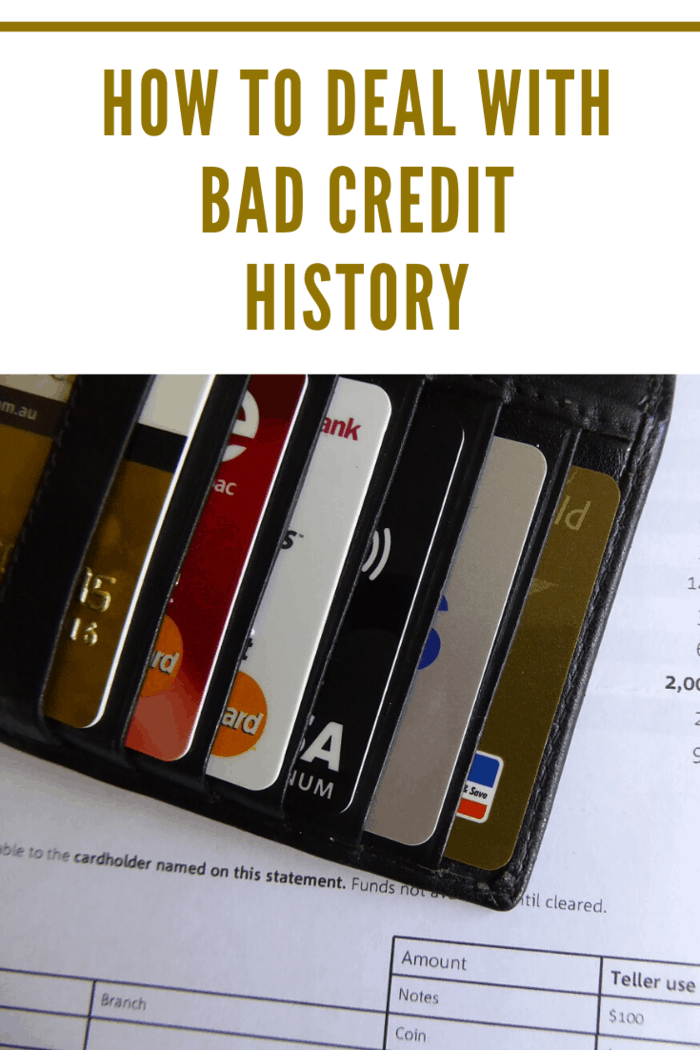 Luckily, there's a solution for nearly every bad credit problem.