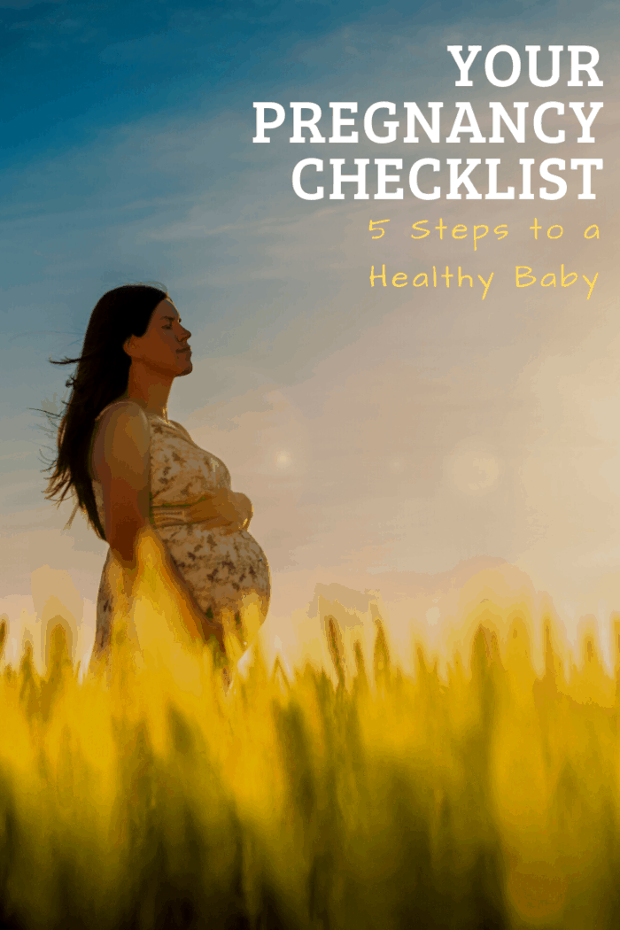 Stress can be very bad for the baby, so it's very important that you have healthy coping mechanisms in place for stressful situations.