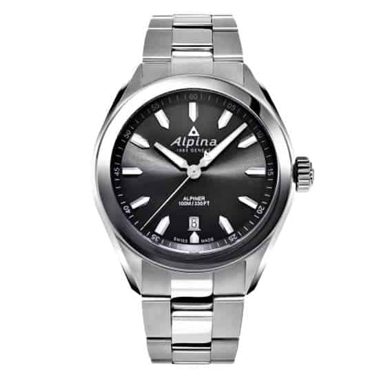 Nowadays, one of the most popular boutique men's accessories is Alpina Men's watches with their massive collection of inexpensive watches either online or at the retail stores.