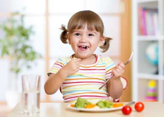The most important thing is that you don't give up on learning how to get kids to eat vegetables and give into the easiness of fast food.