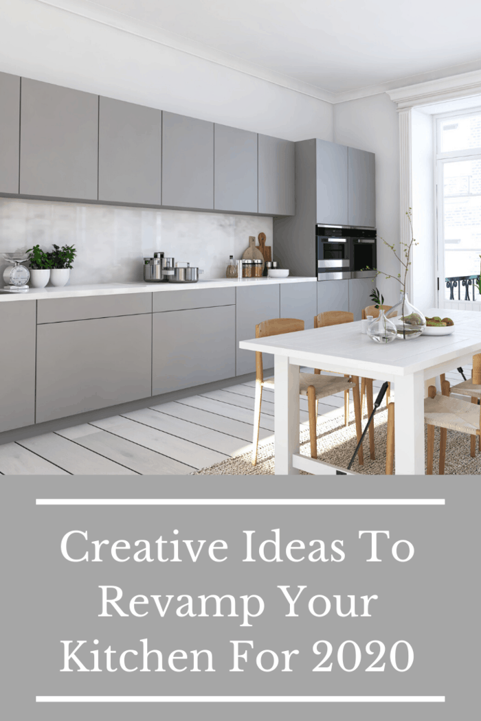 The one thing that you need to avoid at all costs is a narrow and confined appearance. Kitchen spaces can look cramped when filled to the rafters with various pots, pans, gizmos, and as a result, the standing space in the kitchen is severely limited.