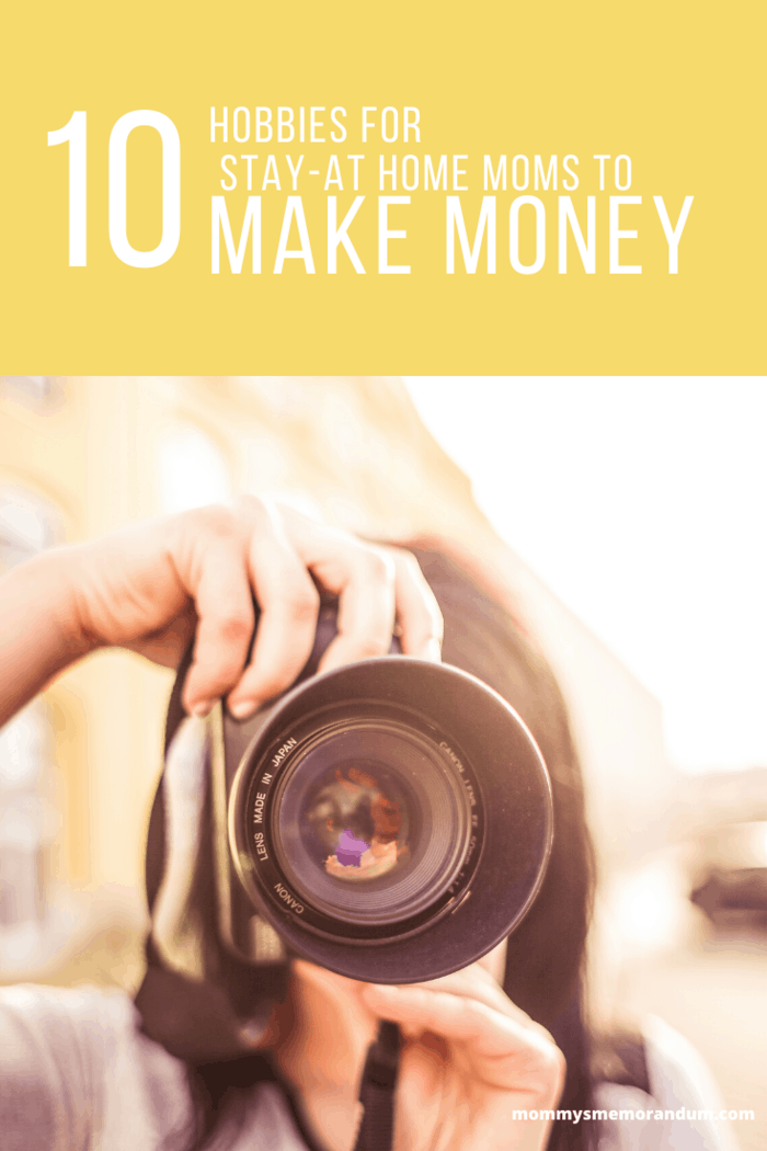 Buy the best camera that you can afford and start snapping scenes from nature or everyday life. Right now the market for amateur photography is booming and you may find that your images are more valuable than you think.