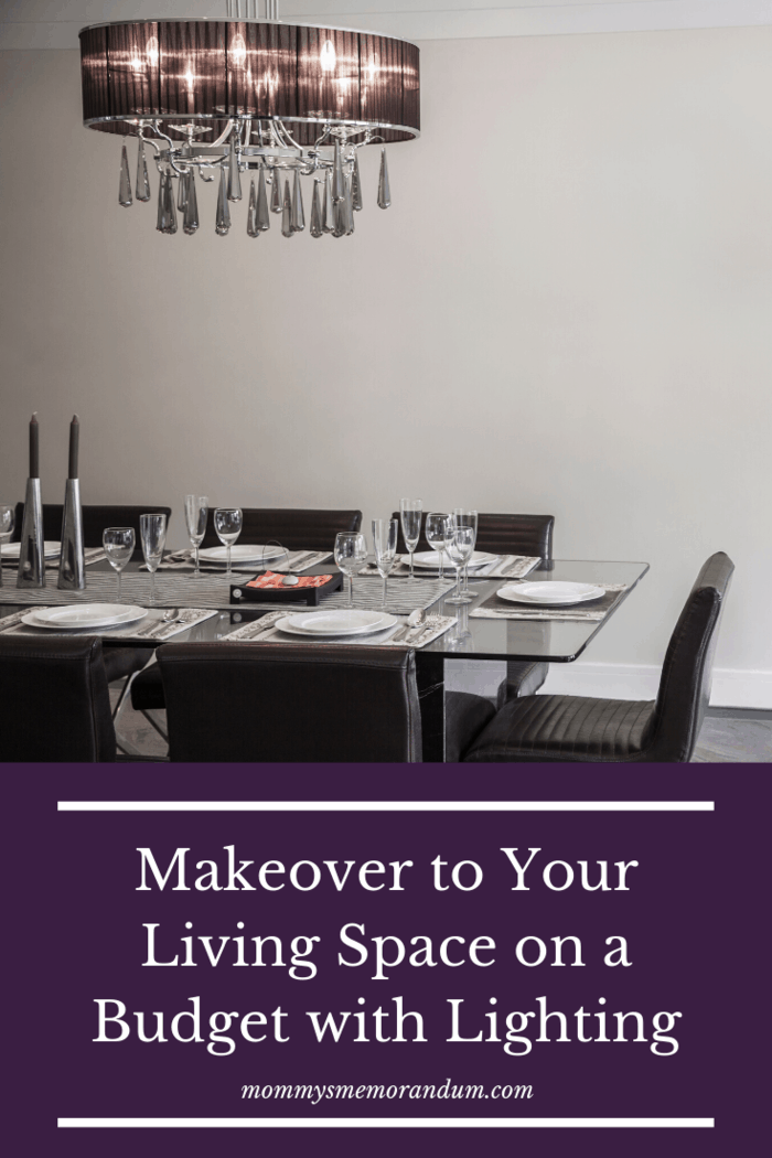 Another budget-friendly way of giving your living space that high-end look is by practicing the 'let-there-be-light' trick. Don't worry; it is without the high-end price.