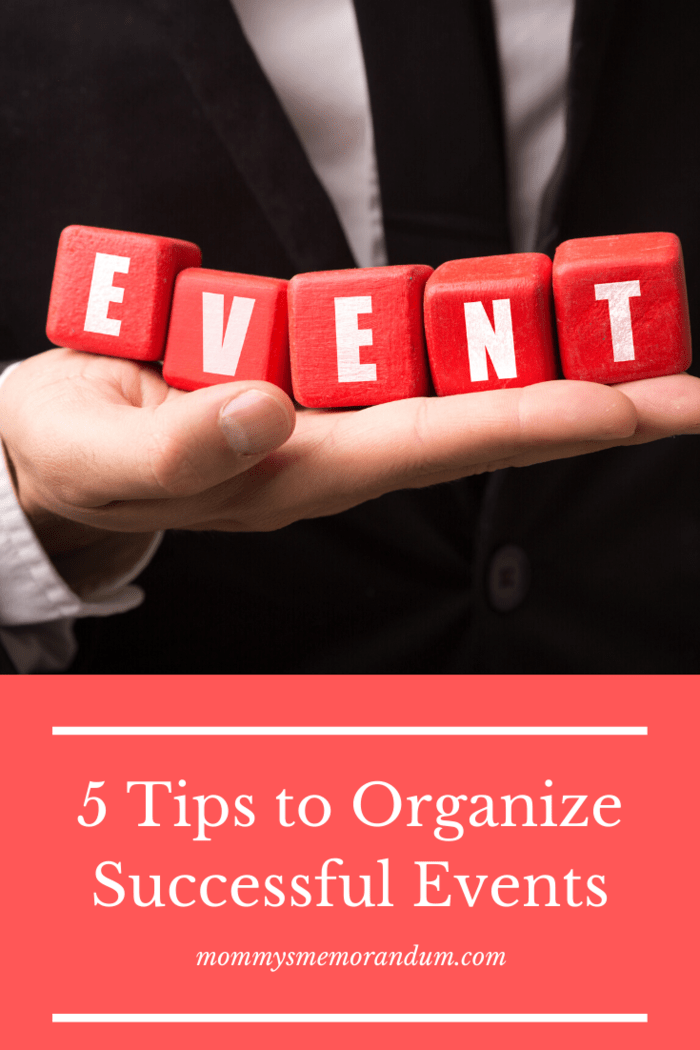 This way, there are very fewer chances that your event will fail because even if it does, you have got a backup that won't let you fail. Keep a plan of substitute with the arrangement of plan A because you don't want to spend a handsome amount on plan B too.