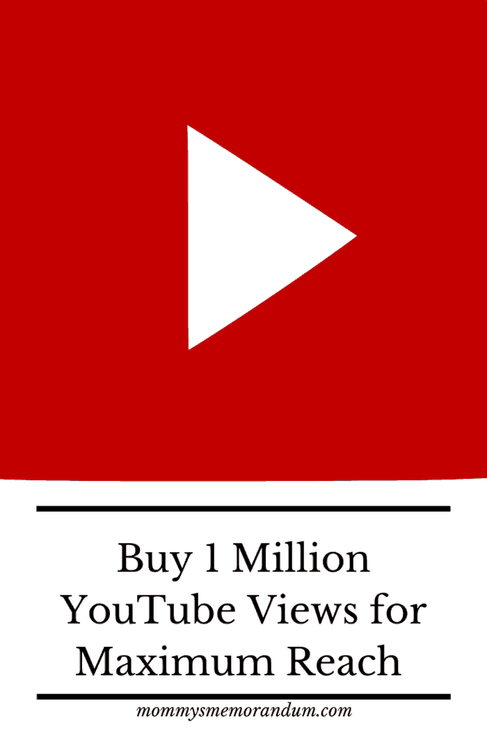 It is also one of the main reasons where most of them are looking to buy 1 million youtube views for their videos to show like video's popularity.