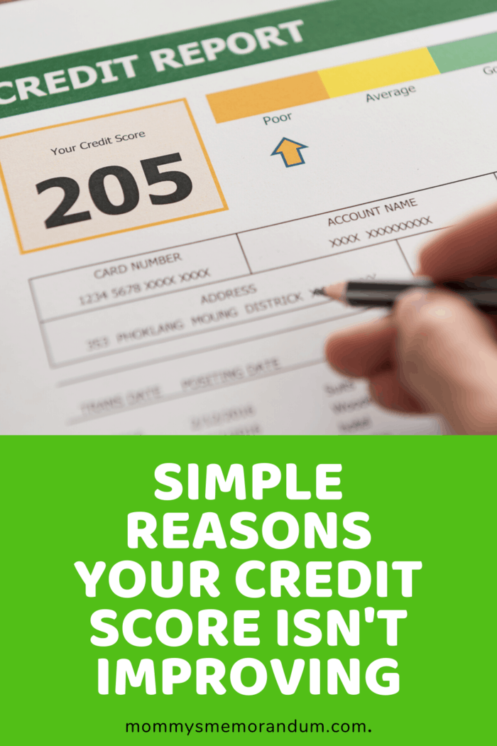 If you are tracking your credit score make sure you are using an application that only conducts soft credit checks as hard credit checks can lower your score.