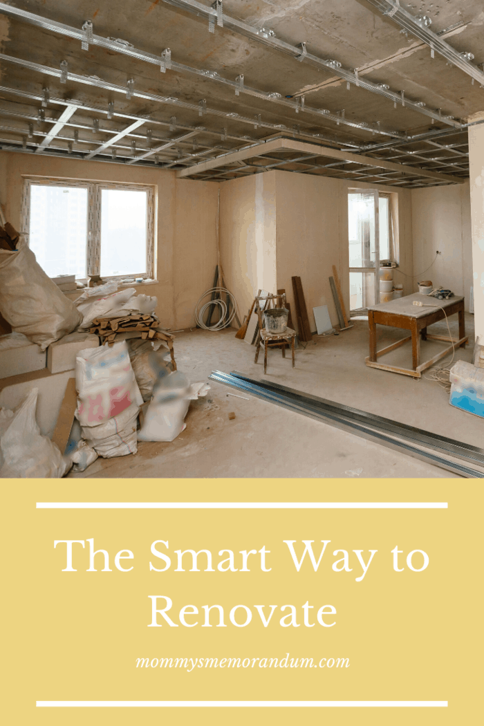 Before starting a remodeling project, the first question you should ask yourself is what don't you like about your current space? Here's the smart way to renovate