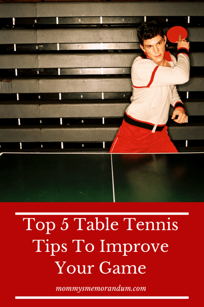 Practically, you need to have a solid foundation to table tennis or ping pong before you can level up your skills.