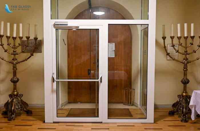 The popularity of the high-security doors and glasses continues to increase with the rising security concerns of the general public.