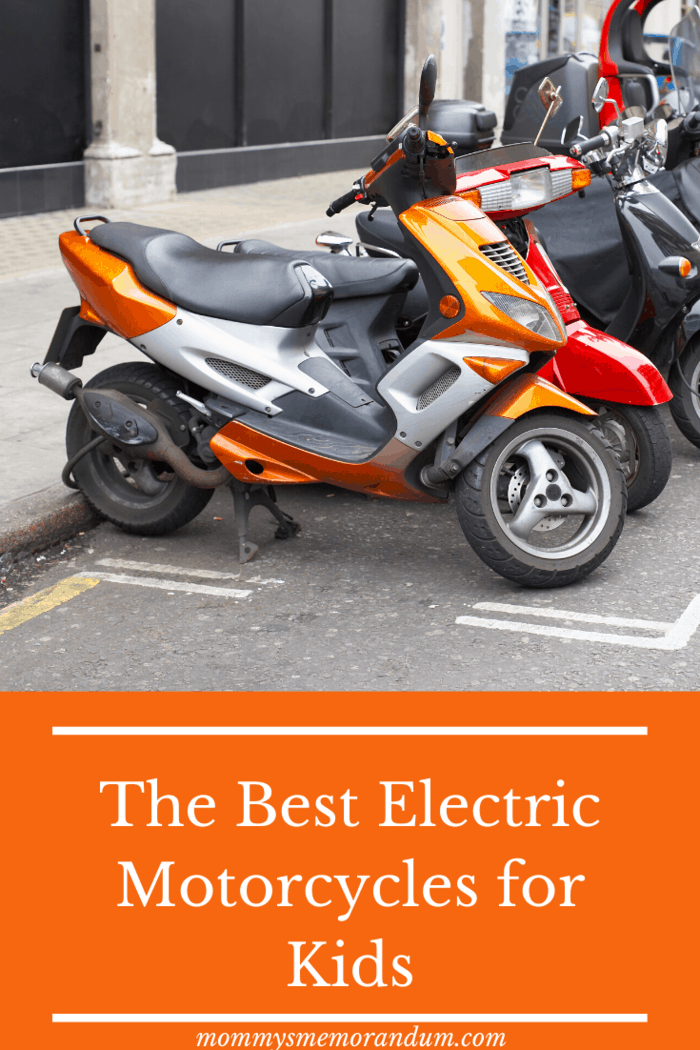 The electric motorcycle option is a great way to get kids into dirt biking without a gas-powered engine.