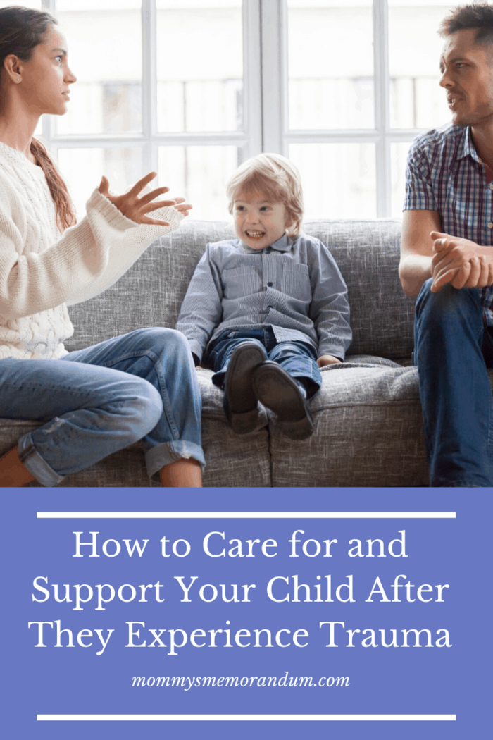 Parenting following a traumatic event is a challenge.  Here's everything you need to know about parenting after trauma.