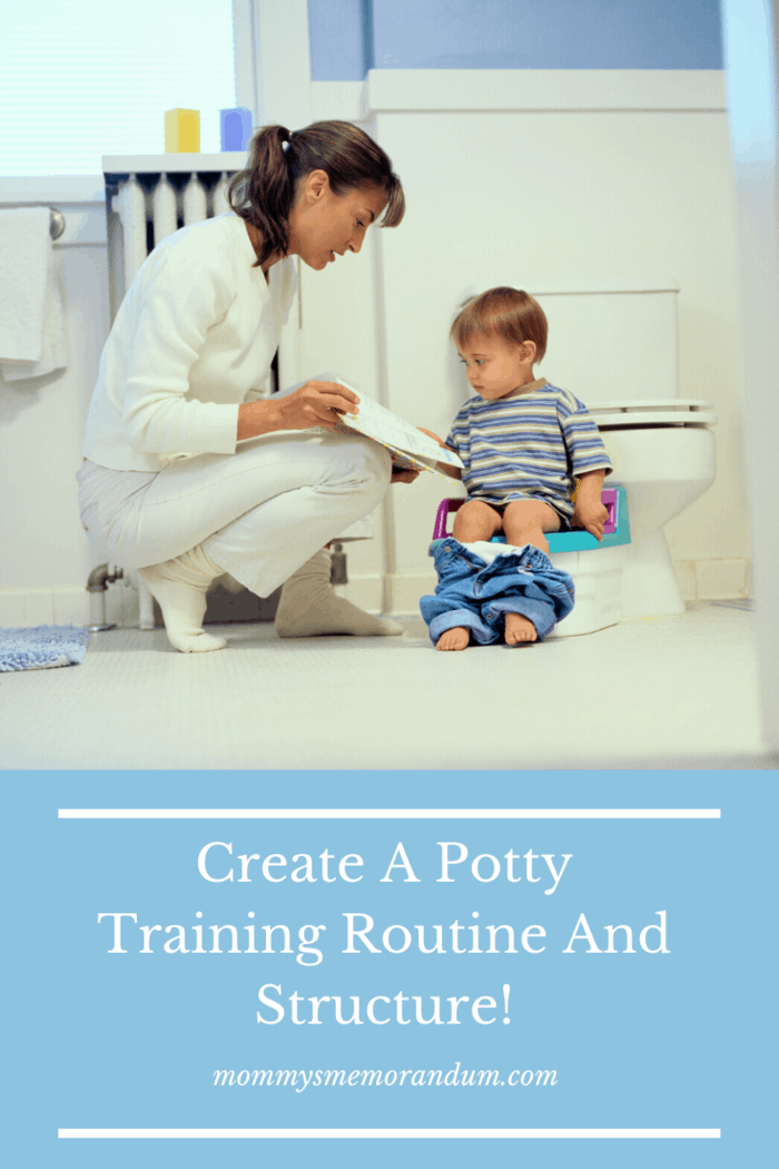 If your child isn't quite ready for potty training yet but you can sense that day is coming soon, start changing his diaper in the bathroom.