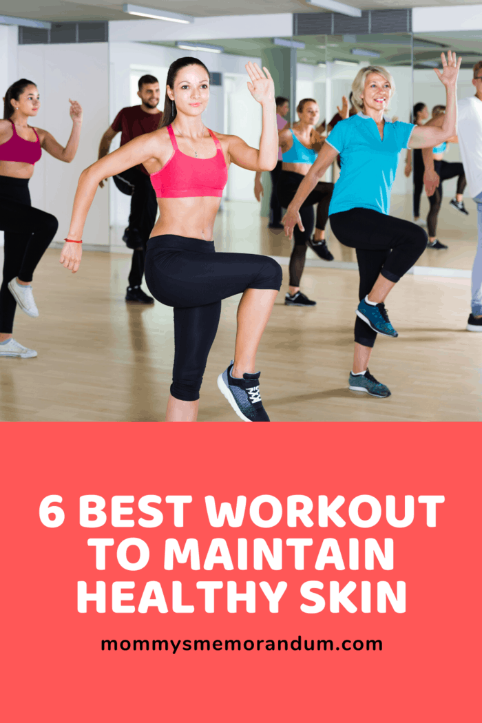 It's a workout that also ensures an increase in the amount of human growth hormone released into the body.