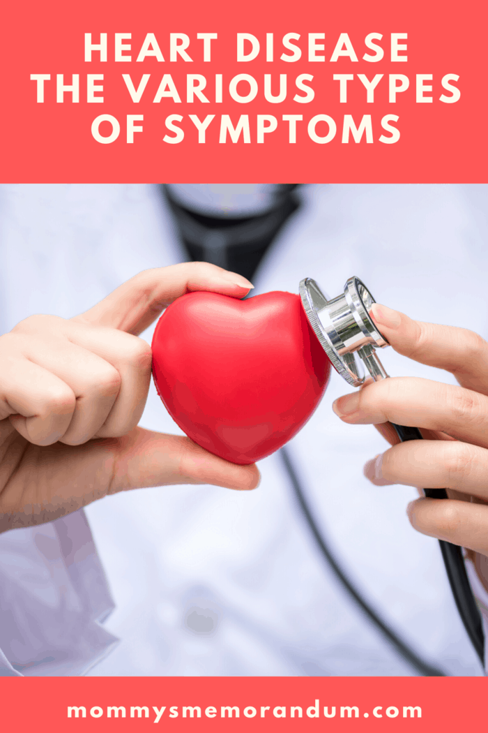Heart condition symptoms rely on the type of cardiovascular disease you have.