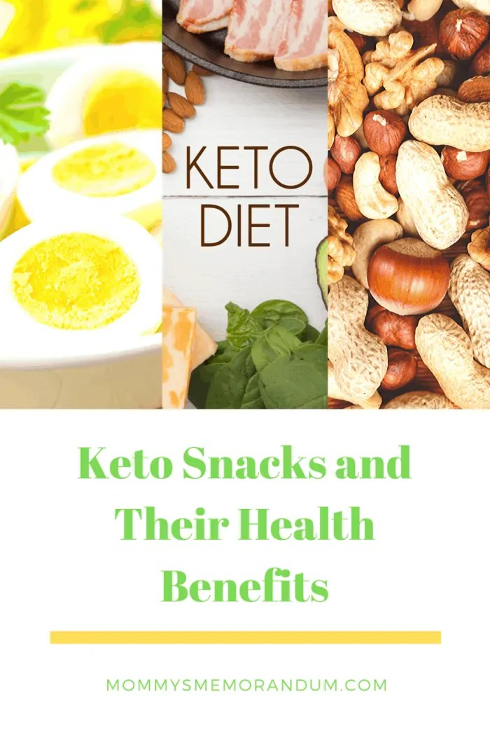 Here are some examples of keto-friendly ingredients to make keto snacks: