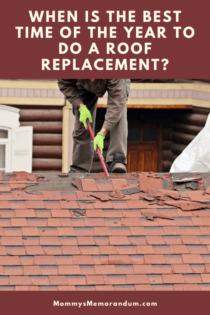 While doing roofing work is not recommended during the offseason, some renovations may be applicable depending on the status of your roof.