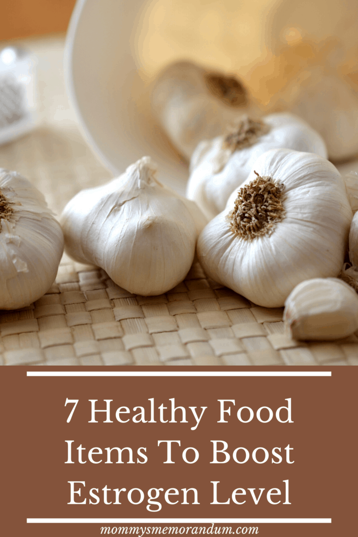 Not just garlic, but garlic oil supplements and massage can also prove beneficial for you.