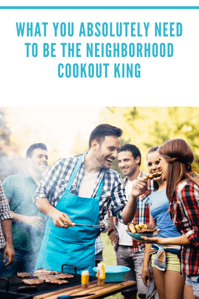 If you want your cookout to go without a hitch, you have to give yourself ample time to prepare.