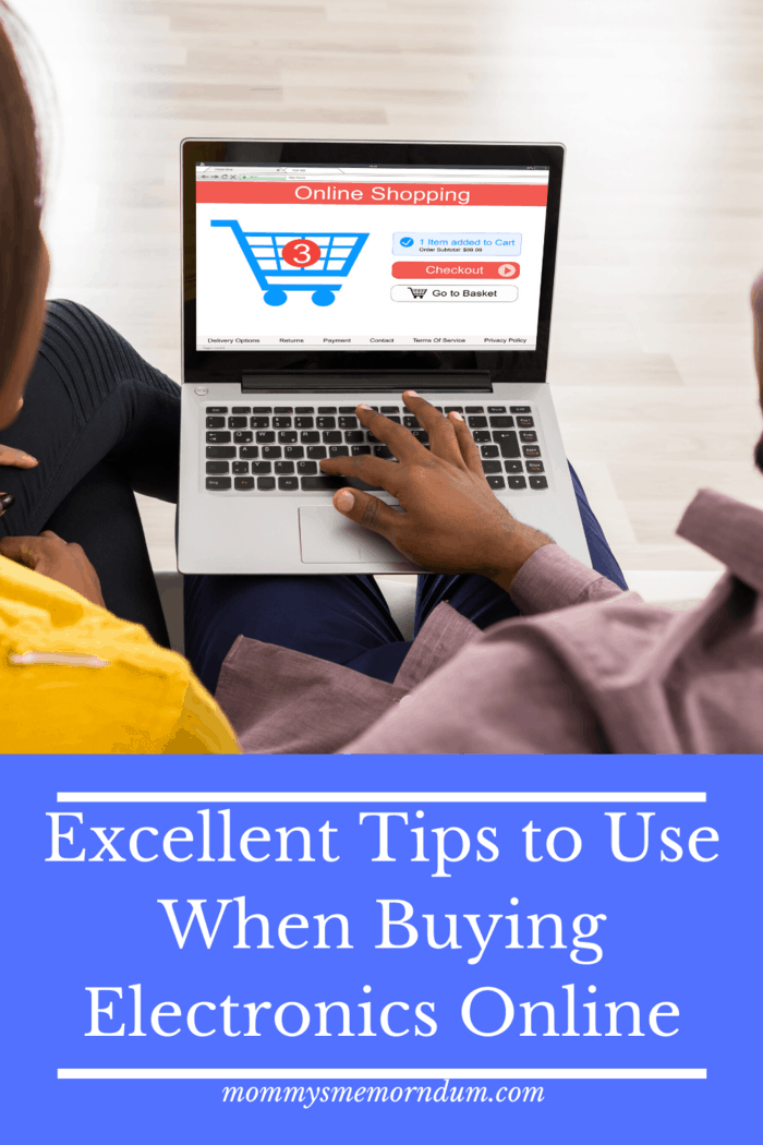Use these simple tips to get the best appliances at the best price and avoid disappointments when buying electronics online.