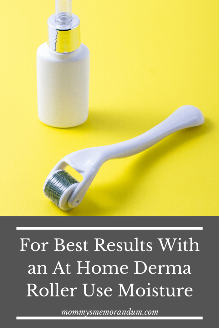 To take the results that you get with at-home derma rolling to the next level, there are a few good practices that you should focus on, including: