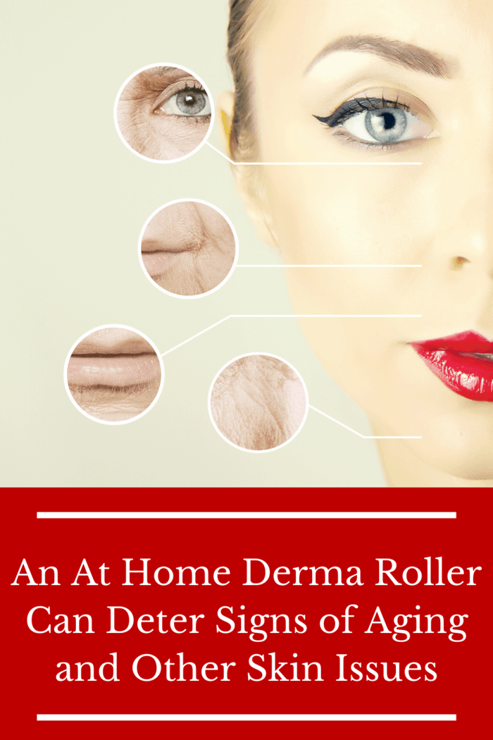 At-home derma rolling not only helps you attain youthful skin but can also help you address a wide range of skin problems, including acne scarring, hyperpigmentation, stretch marks, skin discolorations, wrinkles, fine lines, sagging skin, crow's feet, age spots, and hair loss.