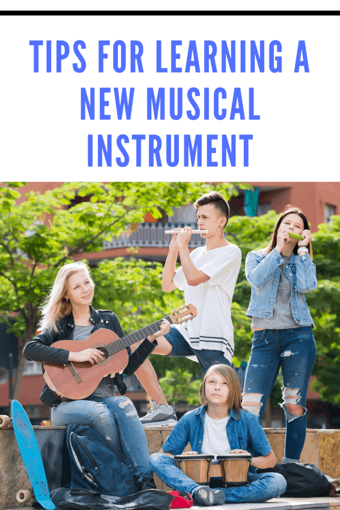 This means that those who want to learn how to play a musical instrument will need to be an instrument and practice on their own at home.